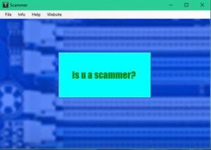 Scammer Test is Back!