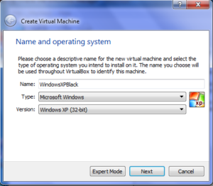 How to make a vm with virtual box | ScammerRevolts com
