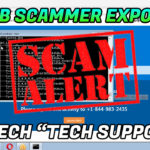 Tech Support Scam / 1-888-351-0767 | ScammerRevolts com